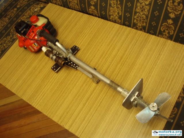 триммер бензиновый для лодочного мотора