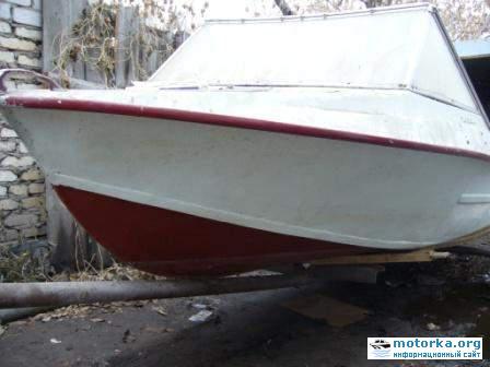 Моторная лодка Крым-М