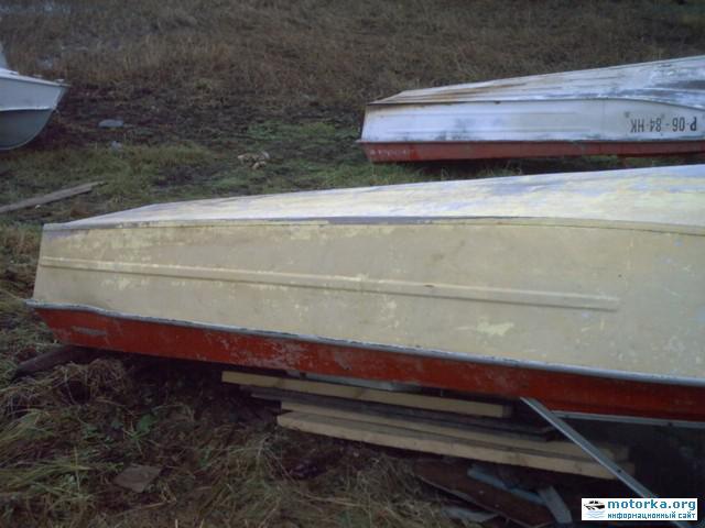 Днище моторной лодки Крым