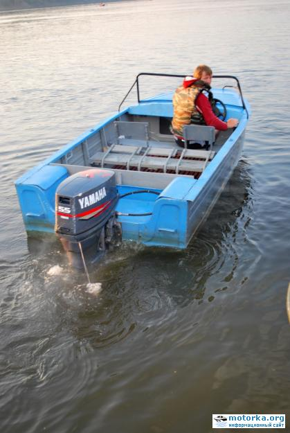 Моторная лодка Воронеж