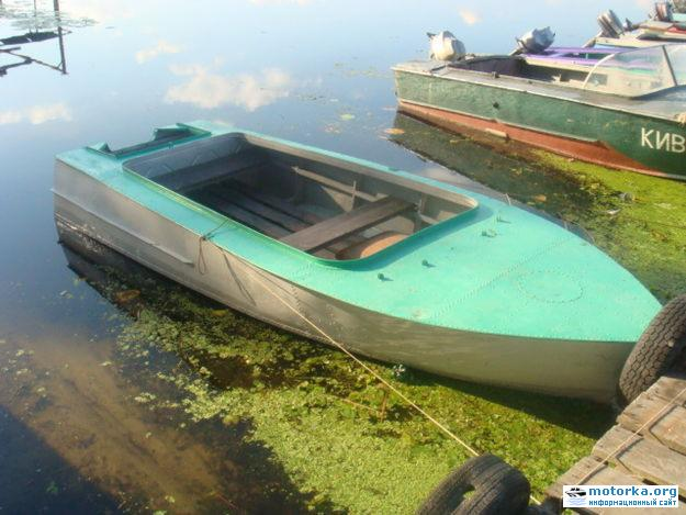 лодки в россии с пробегом