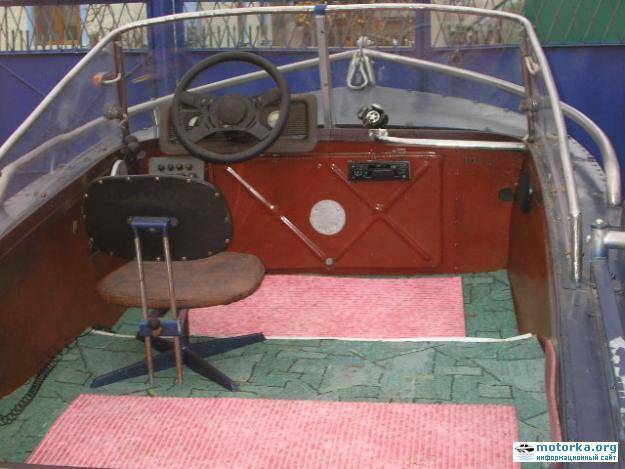 рулевое для лодки мкм