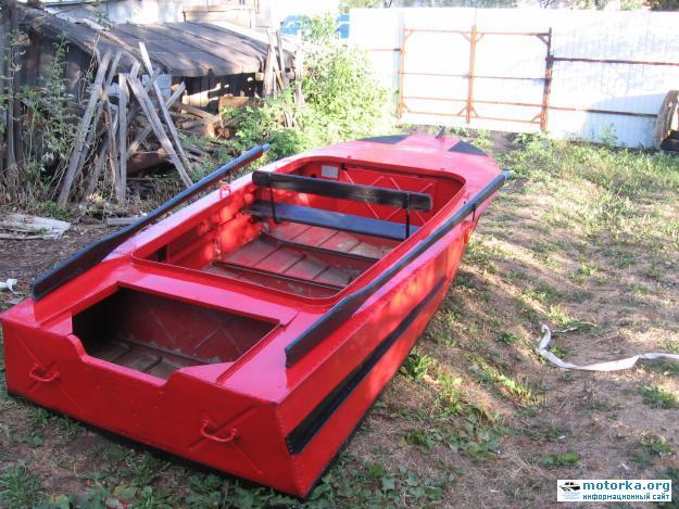 характеристика лодок мкм