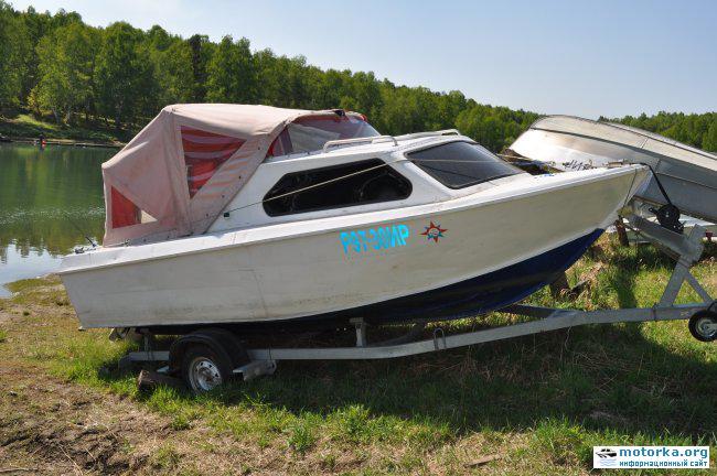 лодка Москва 2