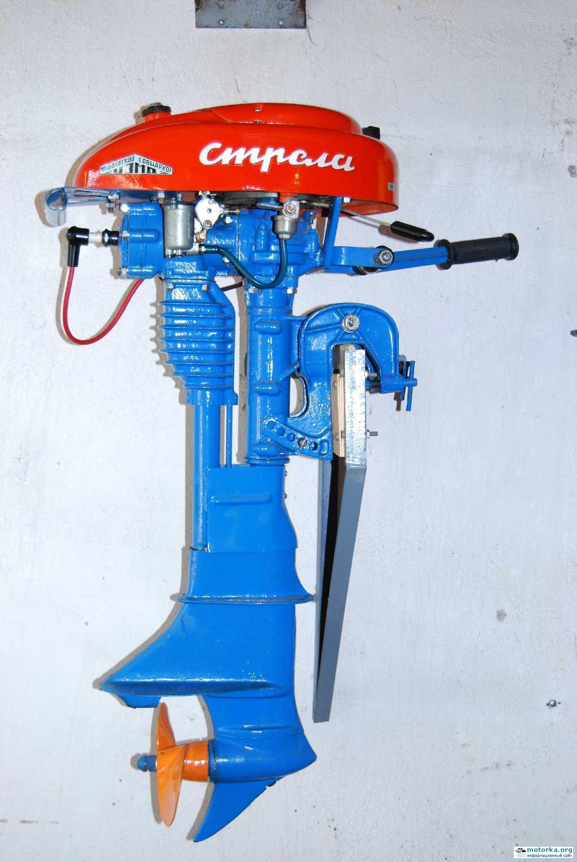 Инструкция на мотор стрела 5