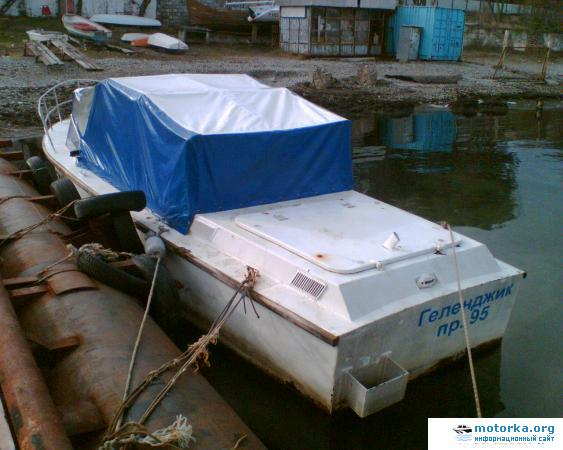 Спасательный катер Чибис