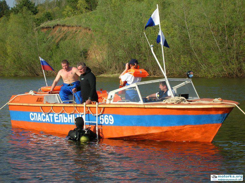 Спасательного катера чибис