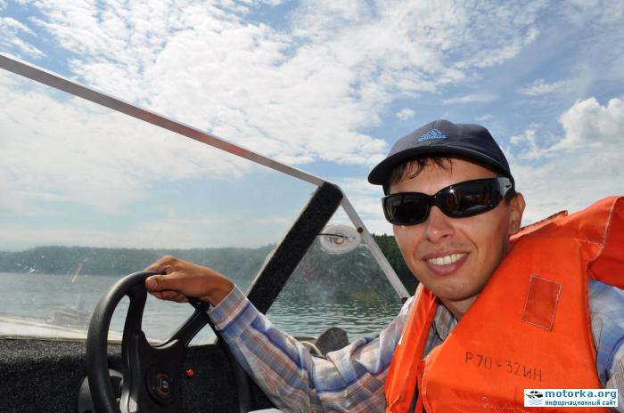 путешествия на моторных лодках