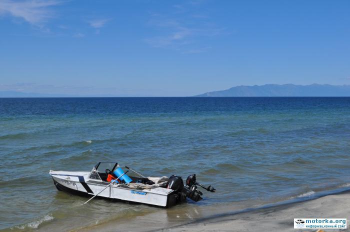 Рыболовный однодневный тур на Курминский залив Иркутского водохранилища