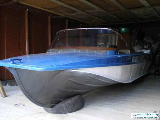 казанка лодка где производят