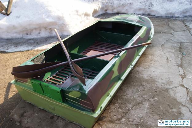 лодка романтика и ветерок 8 видео