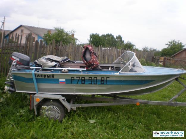 лодка южанка фото