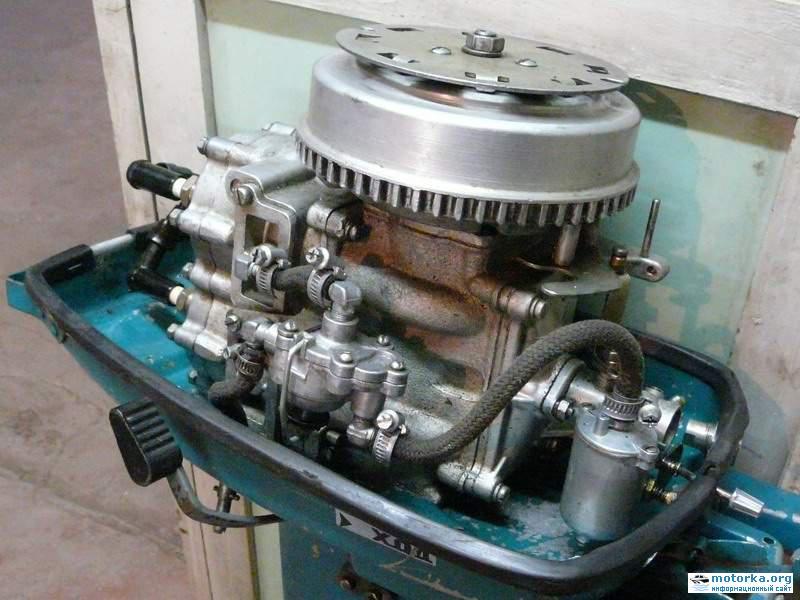 Ветерок-12 (лодочный мотор)