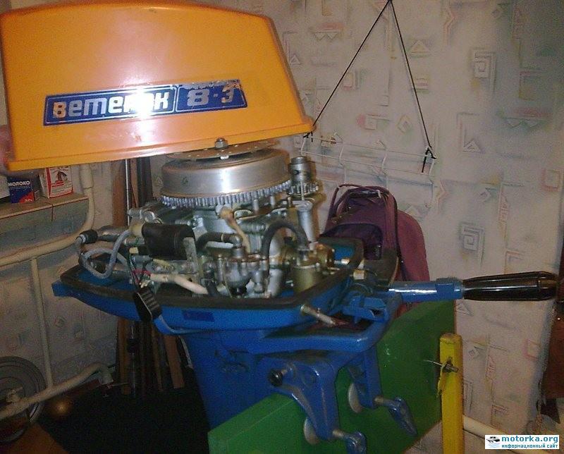 где производят лодочные моторы вихрь