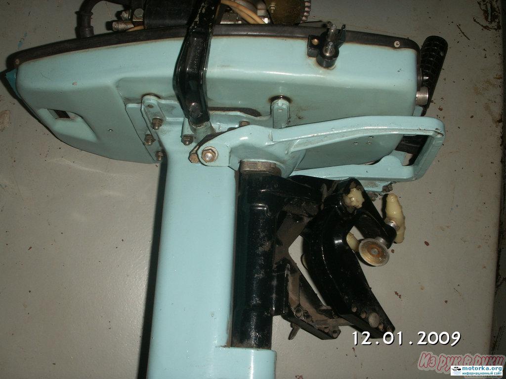 лодочный мотор Прибой