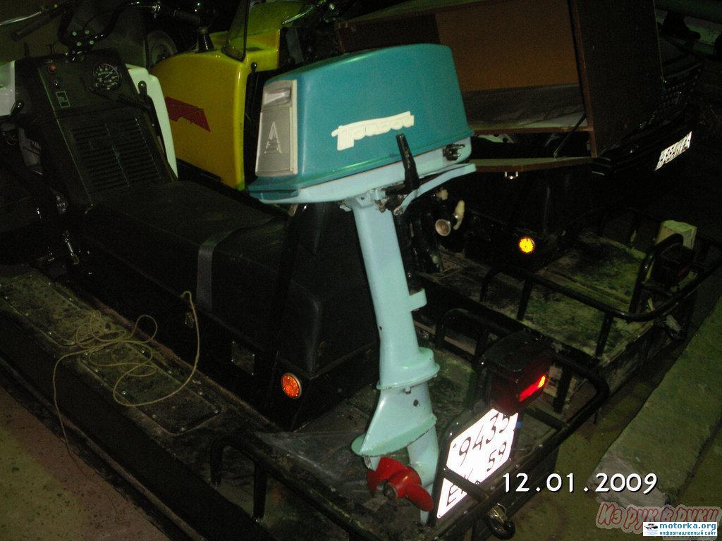 инструкция лодочного мотора прибой