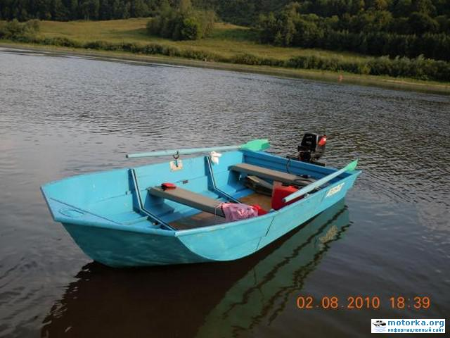 Секционная лодка Автобот