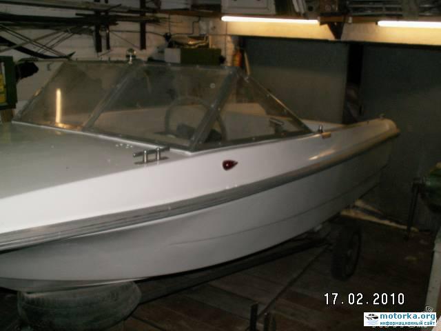 лодка Кафа-2500
