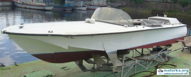 Катер Волга (проект 343, 343МЕ)