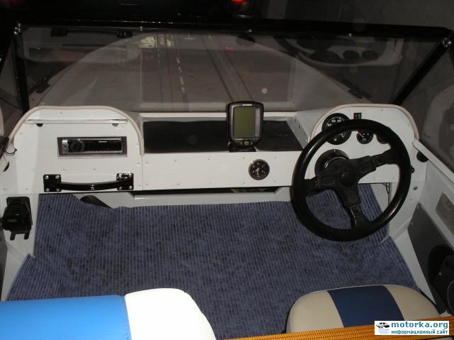 тюнинг для моторной лодке крым