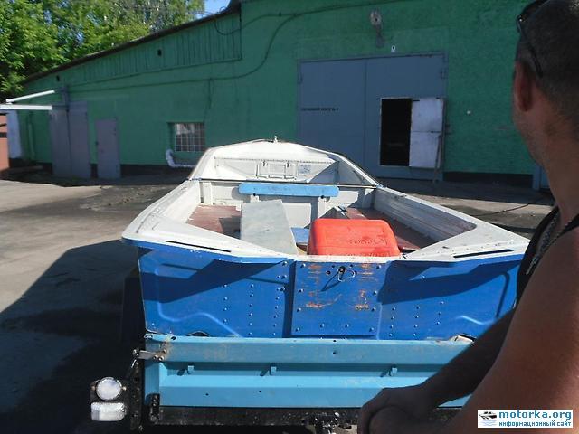 лодка Кейс