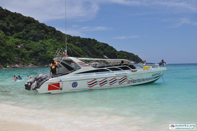 самая быстрая лодка в тайланде