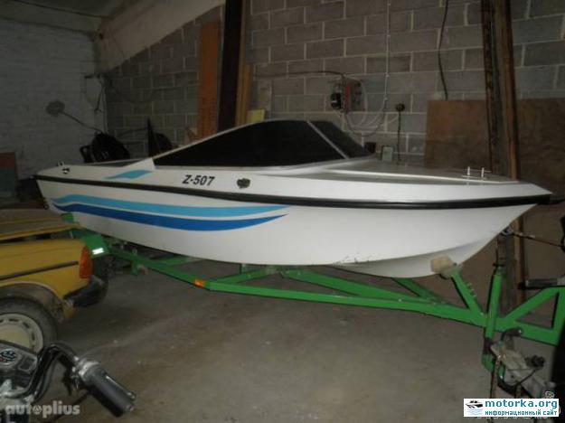 купить лодку тренер