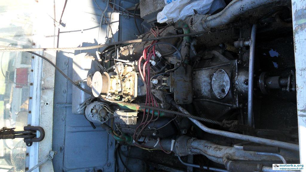 мотор катер Орлан проекта 1370А, катер Тритон