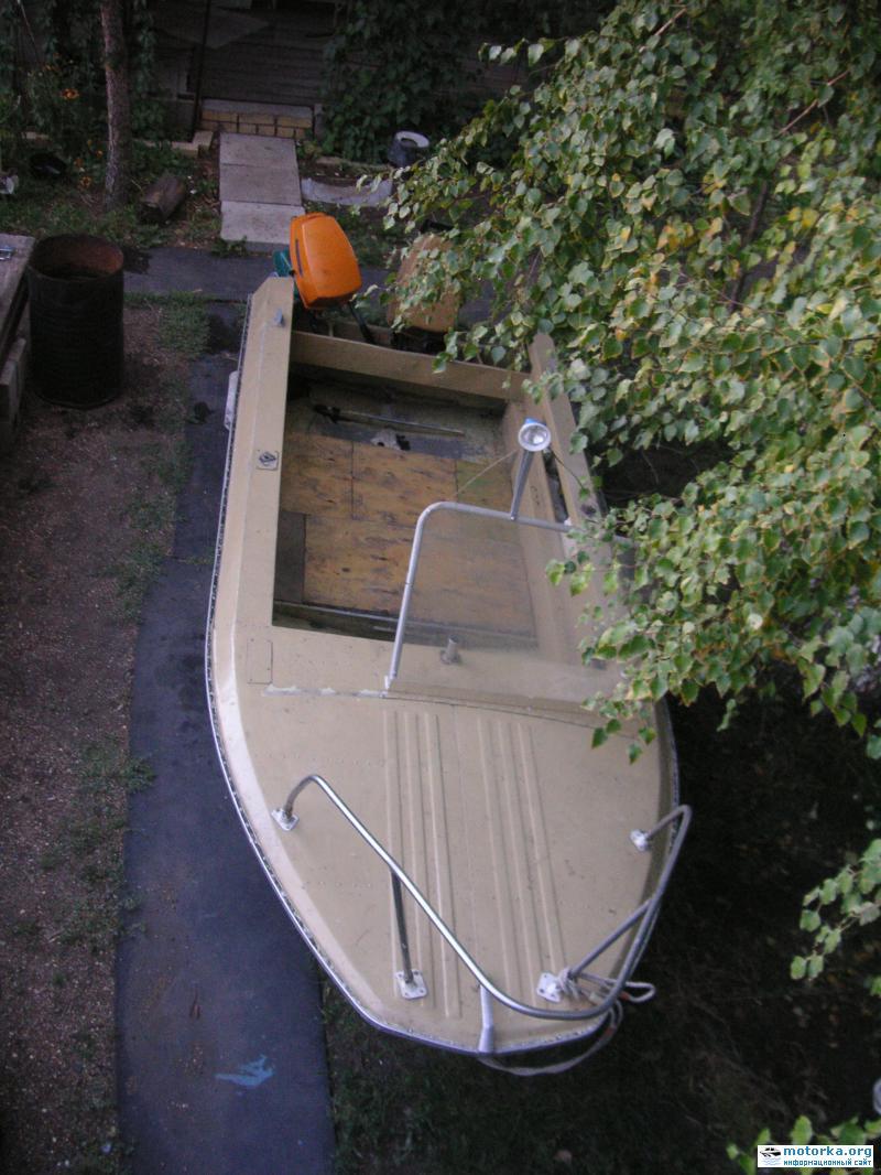 лодка Ока-1