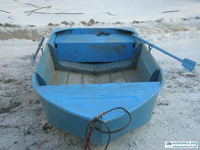 лодка алюминиевые малютка модернизировать