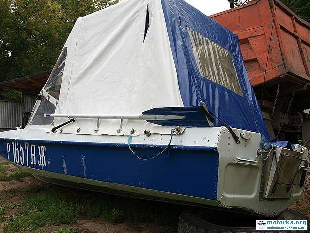 лодка обь l-270