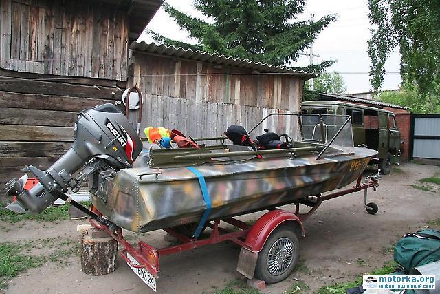 Лодка Обь (ГАЗИСО): motorka.org/m_lodki/ob/356-foto-lodki-ob.html