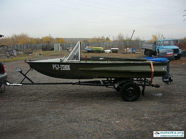 виды и характеристика моторных лодок