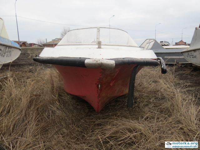 Спортивное моторное судно, ост 62-146-82, проект №335 (лодка Тренер)