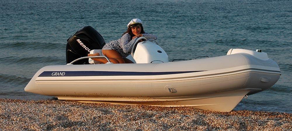 лодки гранд украина
