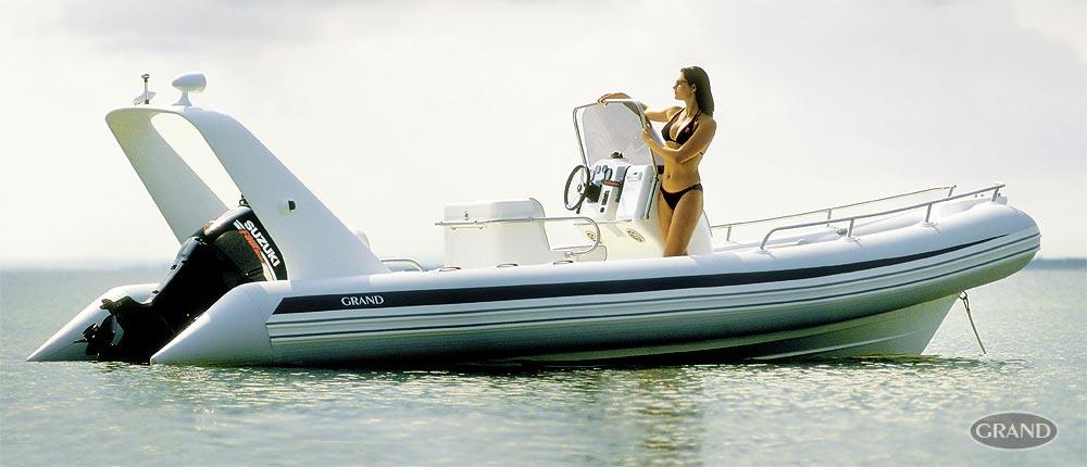 лодки grand cruiser
