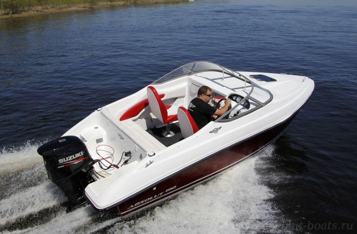 лодки абсолют марин
