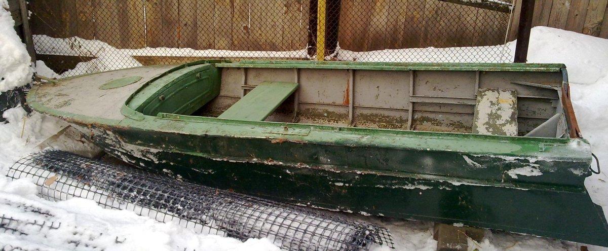 ремонт лодок кременчуг