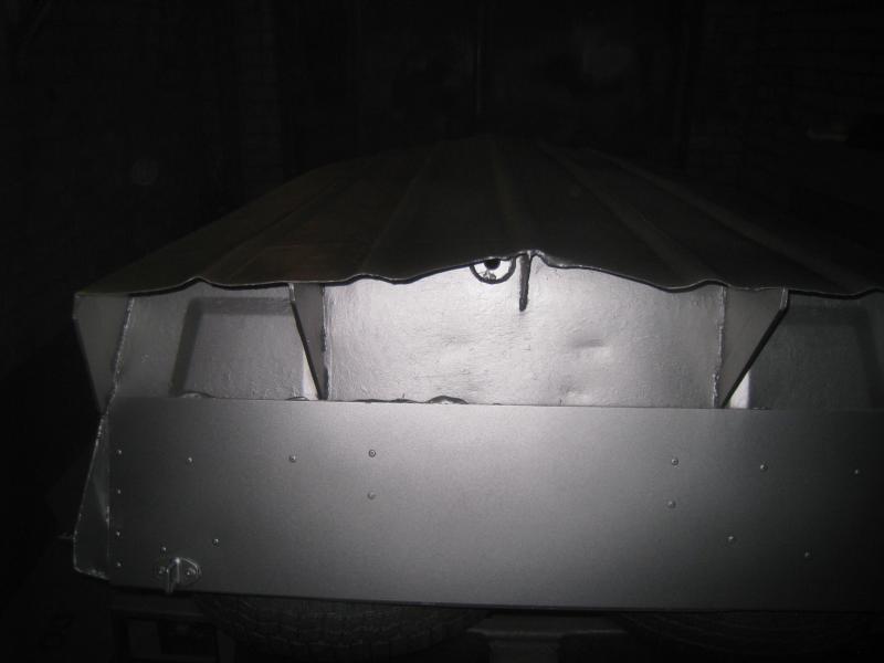 дно лодки Янтарь-2