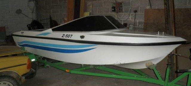 лодка Дельта