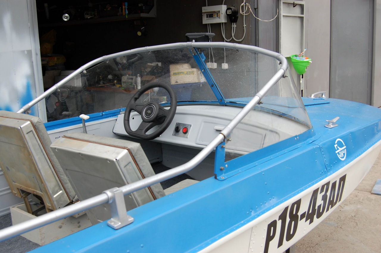 для лодки тюнинг