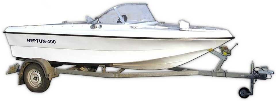 лодка Нептун-400