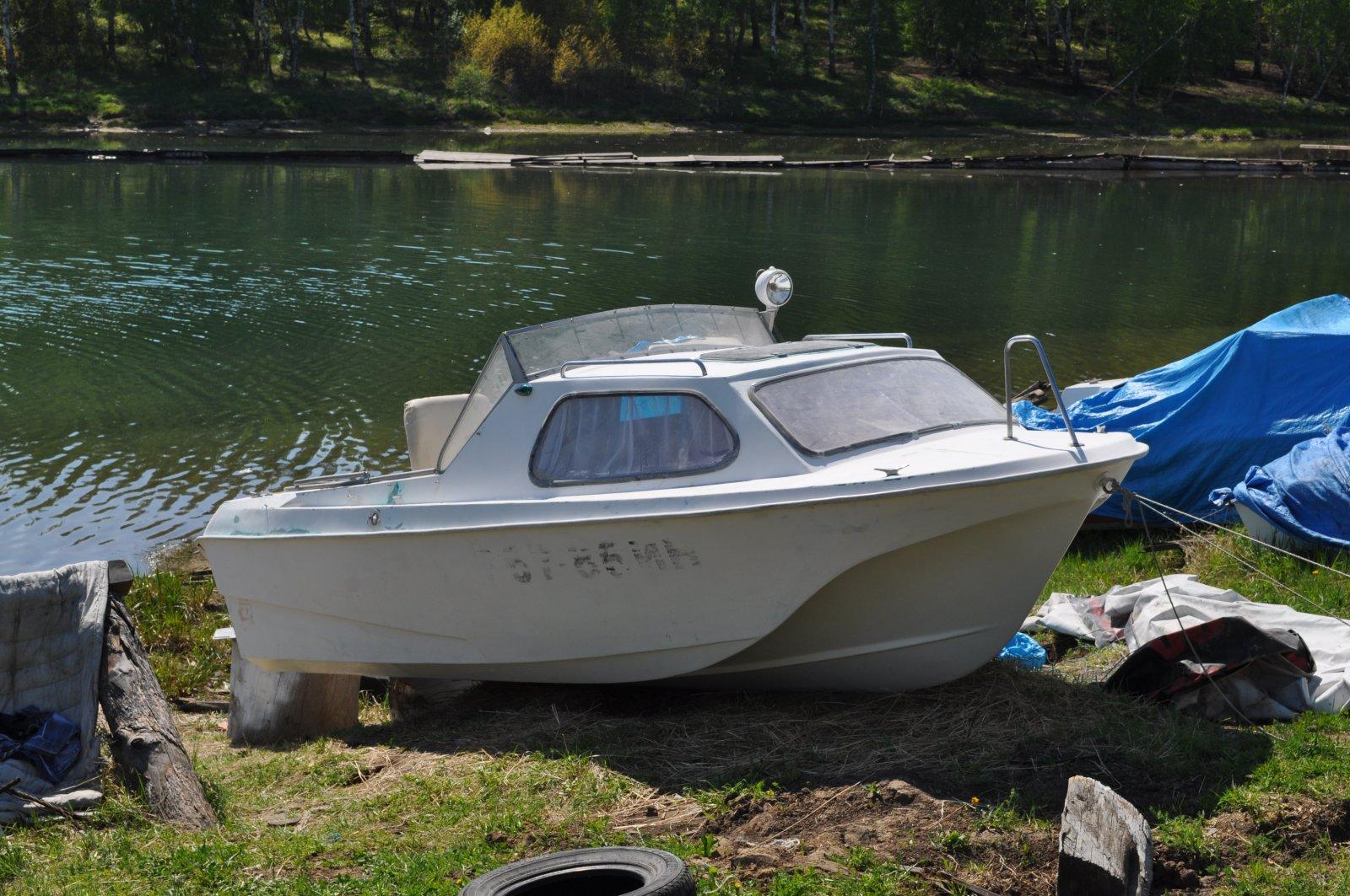 Лодка Ладога2