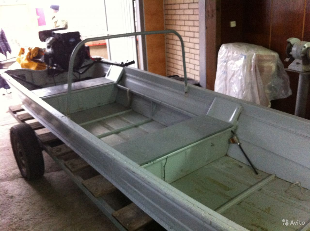 лодка Казанка-6М