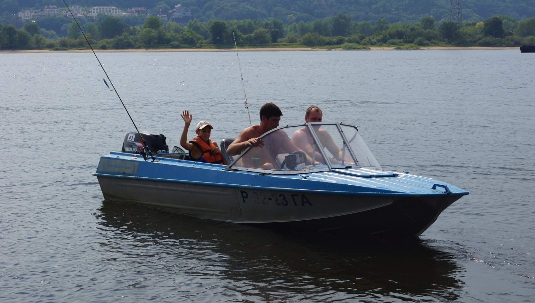 лодка 5м4 фото