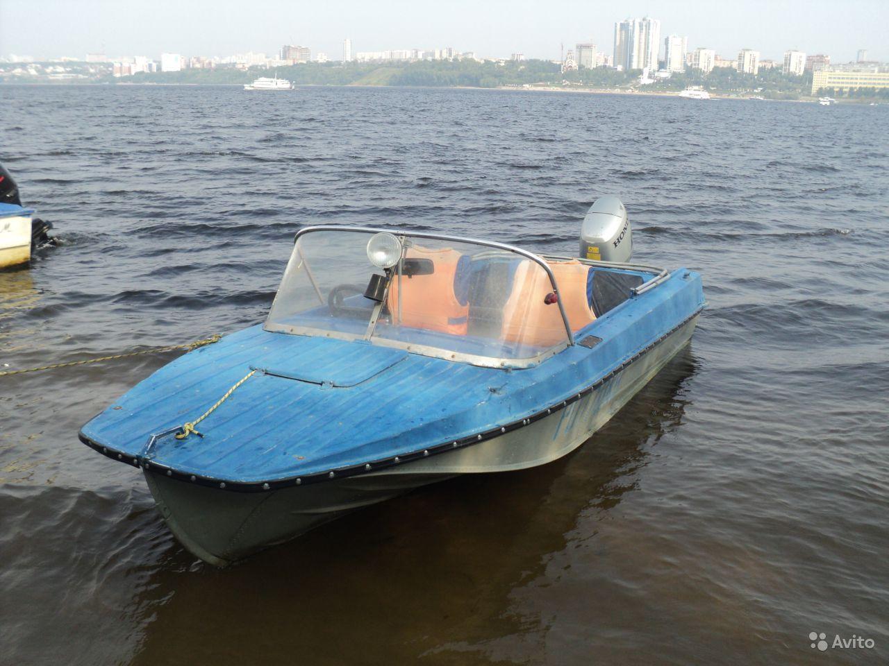 мотолодка Казанка-5М3