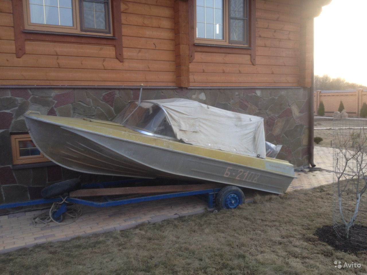 лодка Казанка-5М2