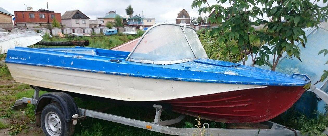 казанка алюминиевые лодки