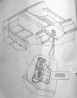 Казанка–5М2. Клапан сливной