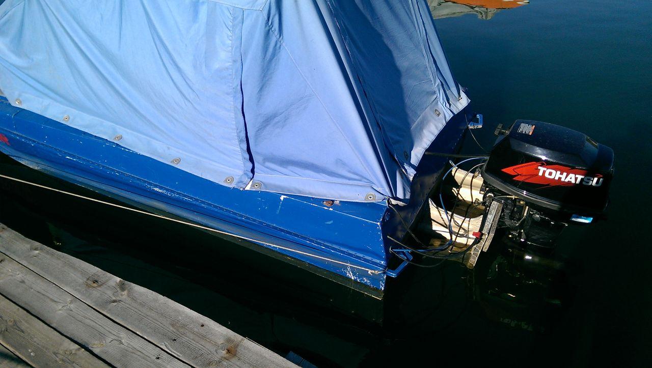 лодка Казанка-5М